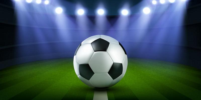 Futbolo kamuolys - sporto lažybos internete