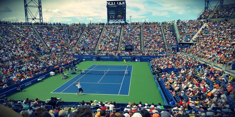 Didžiulė aikštė - tenisas ir teniso rezultatai gyvai